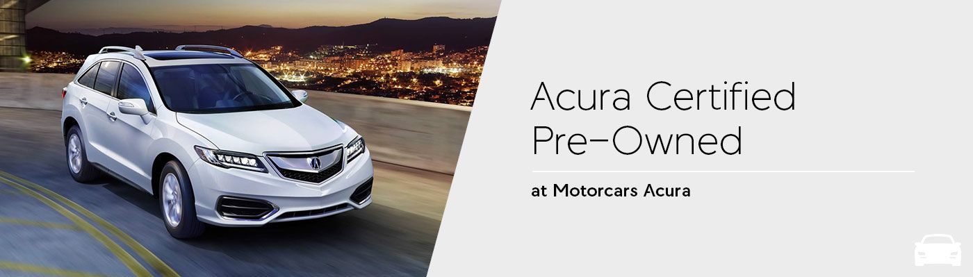 Acura Certified Pre-Owned Vehicles in Bedford, OH