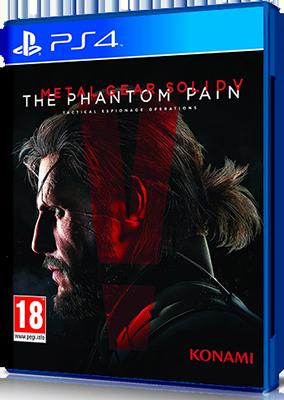 [PS4] Metal Gear Solid V: The Phantom Pain (2015) - SUB ITA