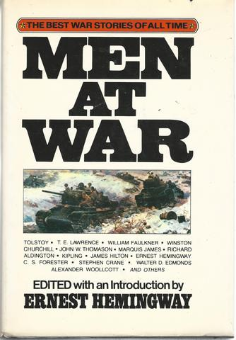 Men at War: The Best War Stories of All Time, various