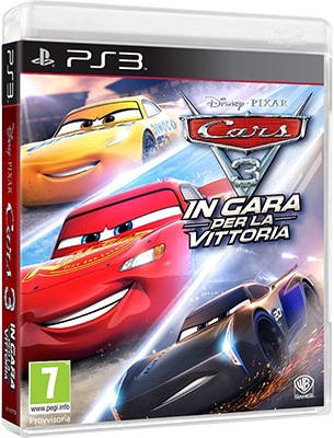 [PS3] Cars 3: In Gara per la Vittoria (2017) - FULL ITA