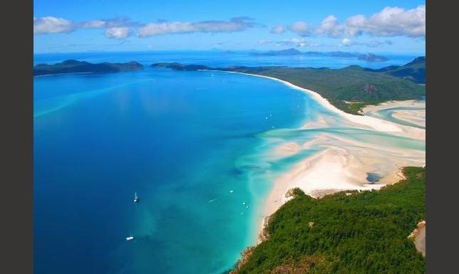 Playa Whitehaven Beach