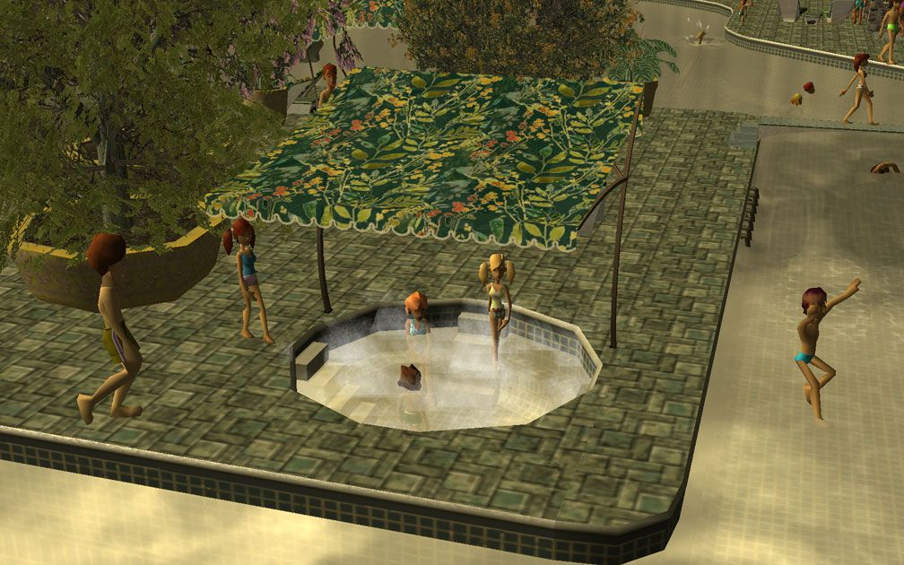 My Projects - CSO's I Have Imported, Pool Complex Accessories - Screenshot Displaying Spa Pool CSO Canopy, Image 07