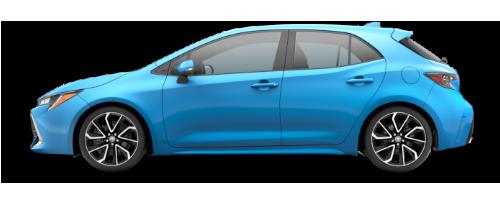Toyota Corolla Hatchback XSE