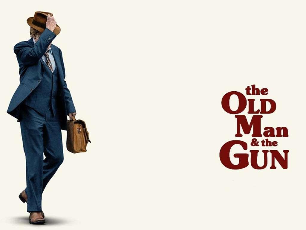 Ο Κύριος & το Όπλο (The Old Man & the Gun) Quad Poster Πόστερ