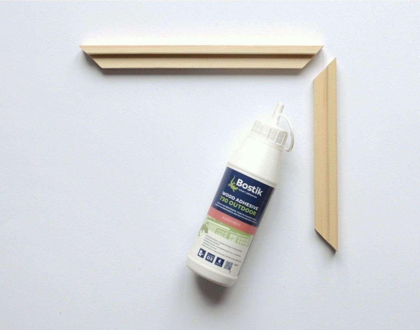 DIY: Opslagstavle med wienerflet| Kreavilla