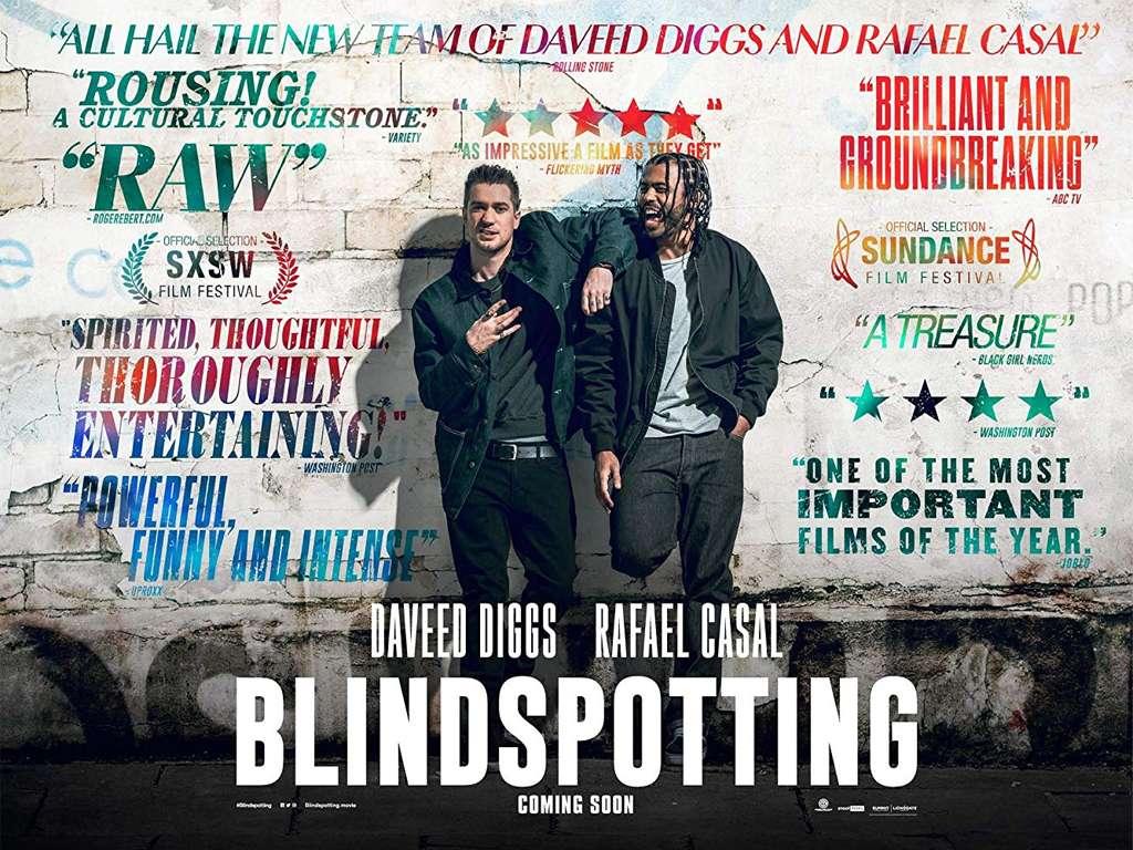 Τυφλό Σημείο (Blindspotting) Poster Πόστερ Wallpaper