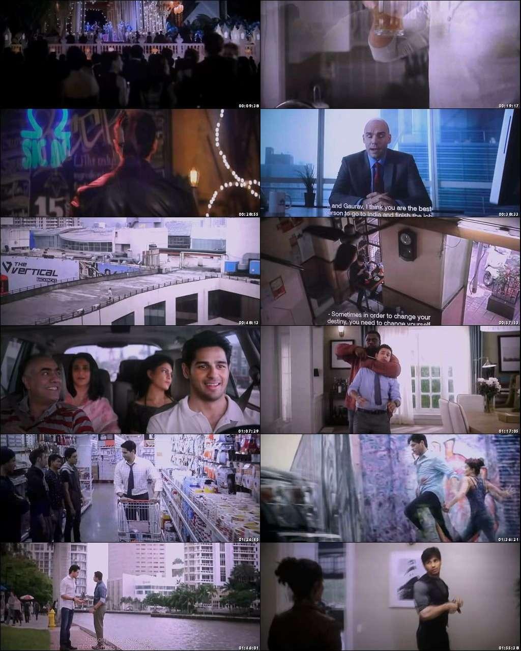 Screen Shots A Gentleman (2017) Full HD Movie Download Hd Pre DVDRip