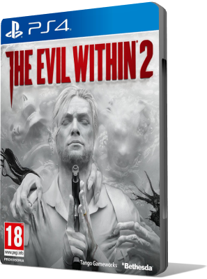 [PS4] The Evil Within 2 (2017) - FULL ITA
