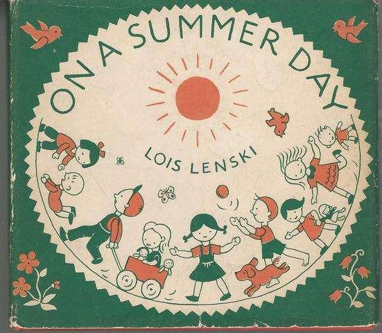 On a summer day, Lenski, Lois