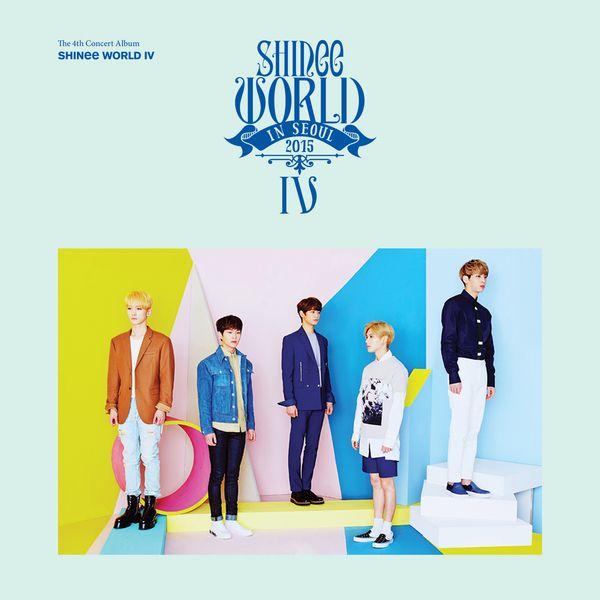 Download [Album] SHINee – SHINee WORLD IV – The 4th Concert Album [2