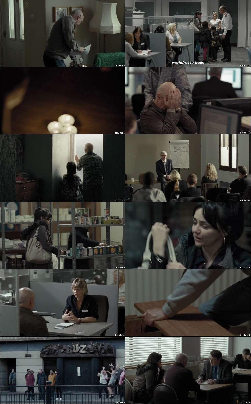 Screen Shots I Daniel Blake 2016 Full Movie Download 480p English 245MB