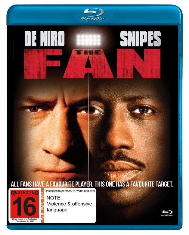 The fan - Il mito (1996) BDRA BluRay Full AVC DD ITA DTS-HD ENG Sub - DDN