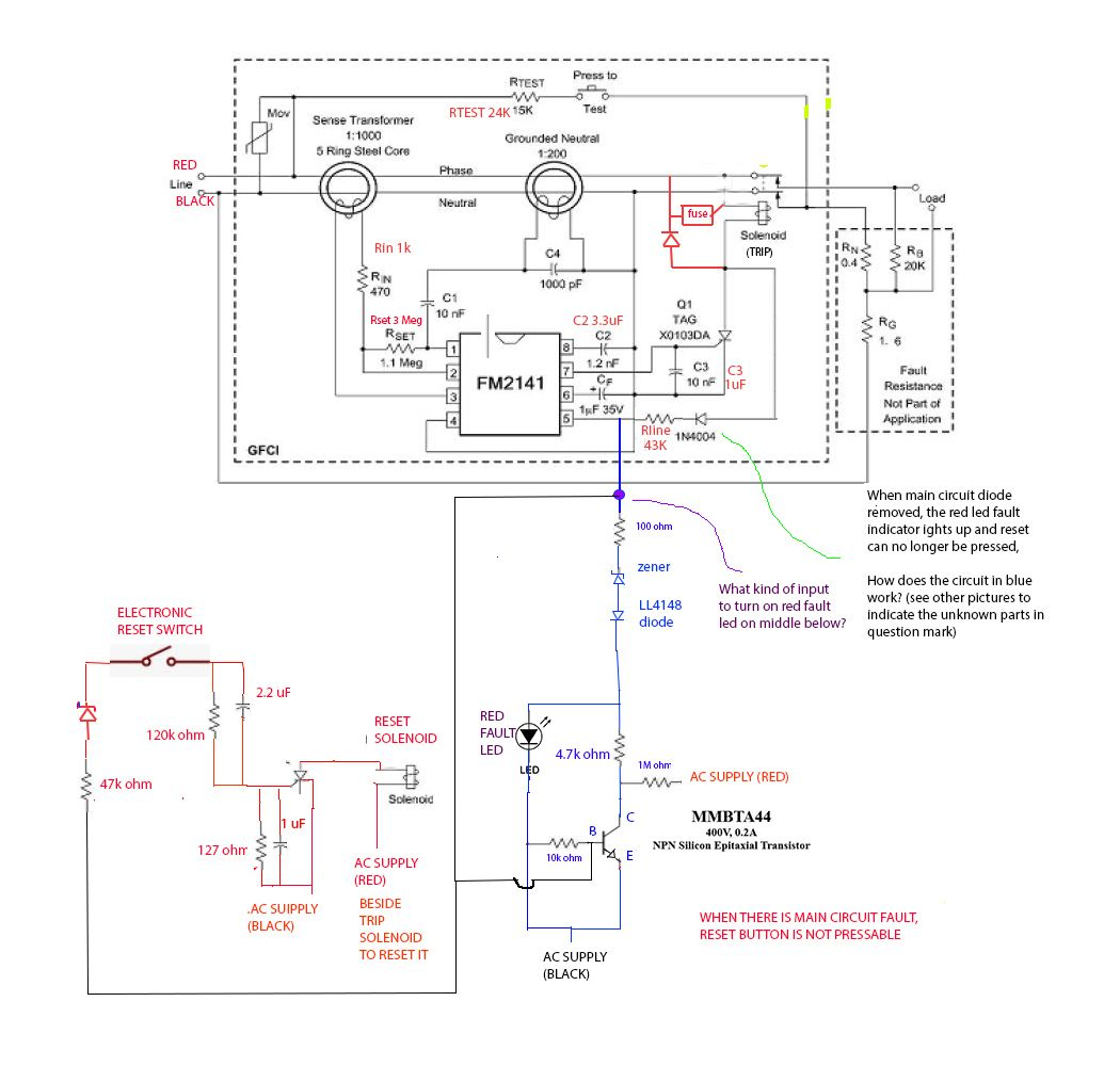 Electrical Schematic Diagram Electrical Engineering Stack ... on