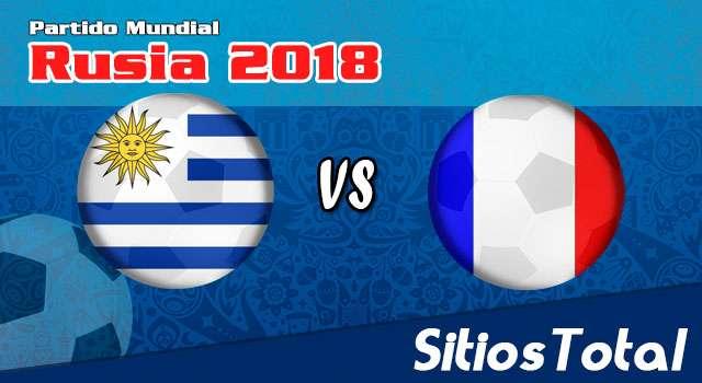 Ver Uruguay vs Francia en Vivo – Mundial Rusia 2018