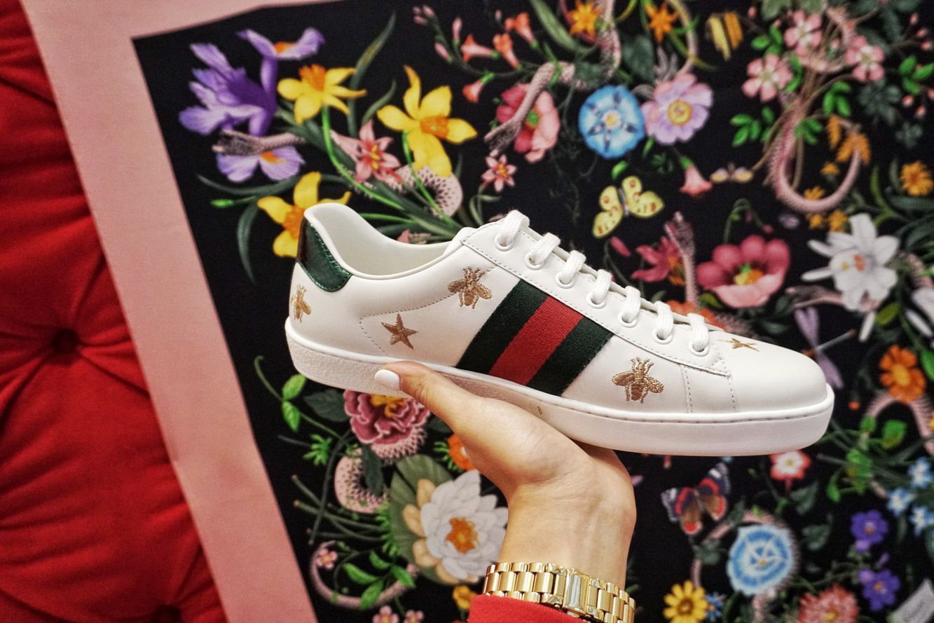 Gucci Sydney Airport