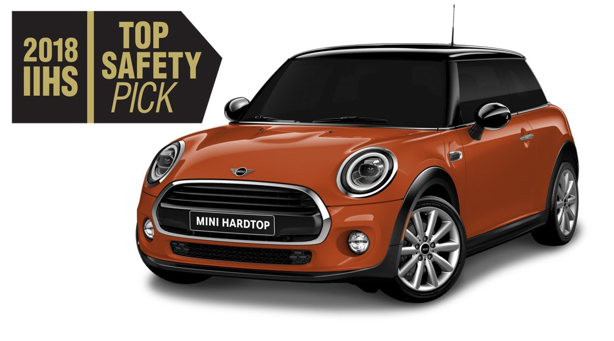 2019 IIHS Top Safety Pick Award