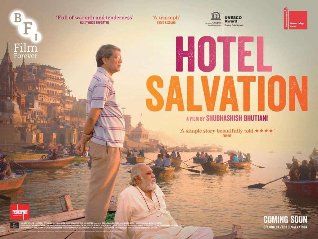 Η Σωτηρία της Ψυχής (Hotel Salvation) Poster Πόστερ Wallpaper