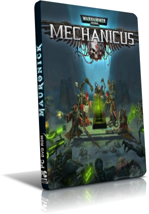 [Pc] Warhammer 40,000: Mechanicus - Heretek (2018) Full ENG