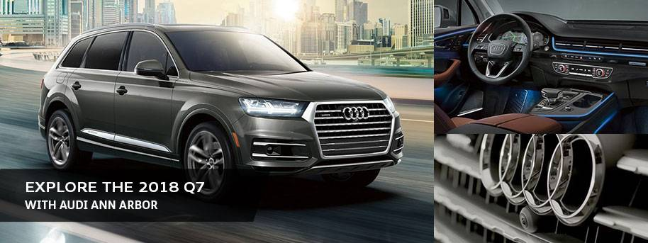 Audi Q SUV Model Review Pricing Trims Specs Audi Of Ann - Audi q7 reviews