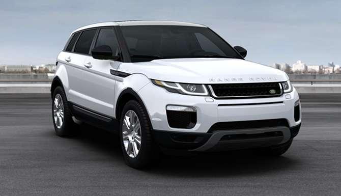 2018 Range Rover Evoque SE Premium (Loaner) Lease Deal in Louisville Kentucky