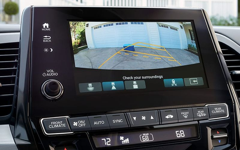 2019 Honda Odyssey Rear View Camera