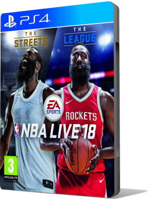 [PS4] NBA Live 18 (2017) - SUB ITA