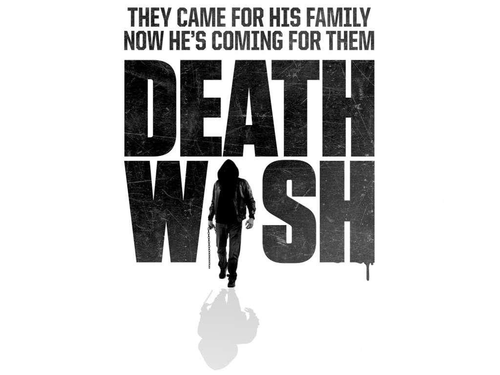 Death Wish Quad Poster Πόστερ