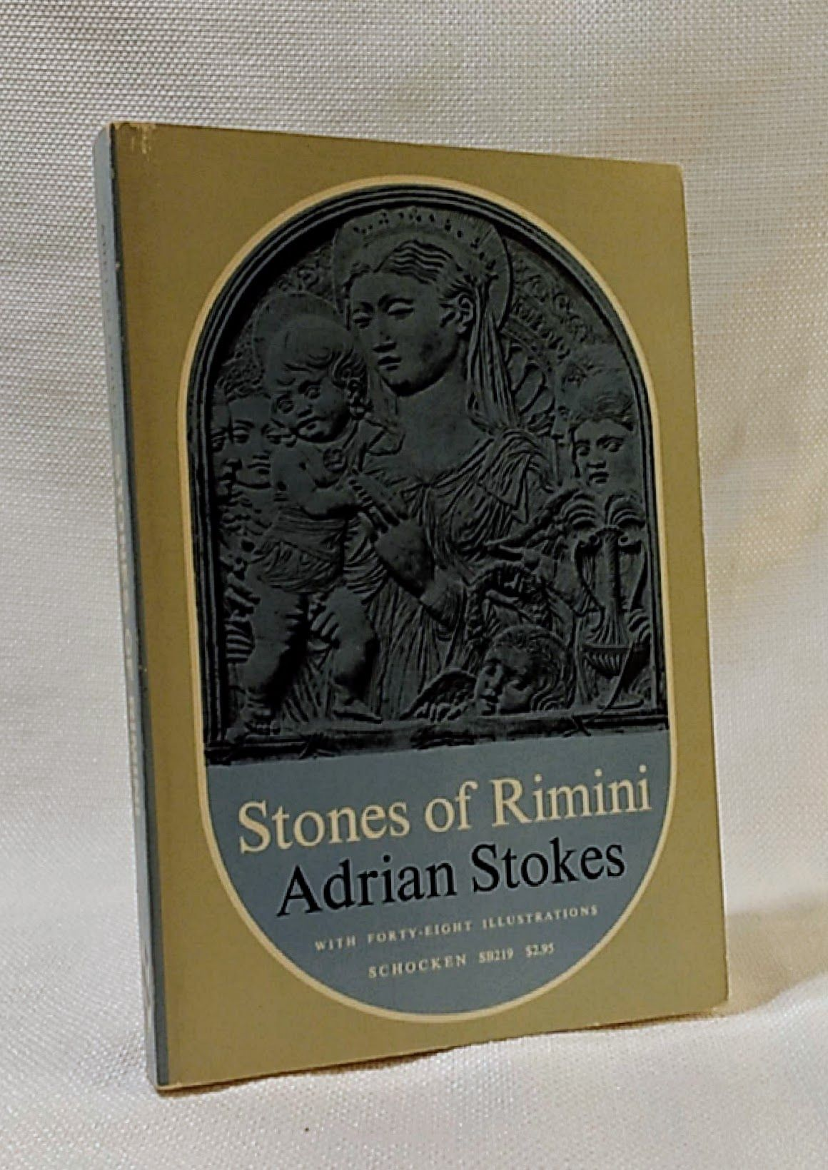 Image for Stones of Rimini with Fourty eight illustrations