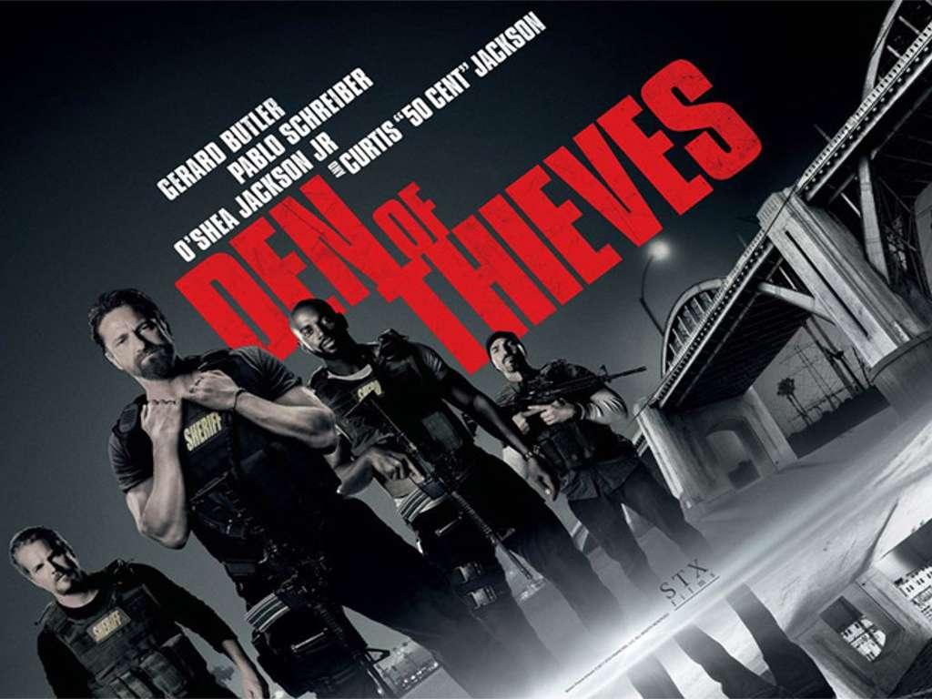 Den of Thieves (Η Ληστεία του Αιώνα) Movie