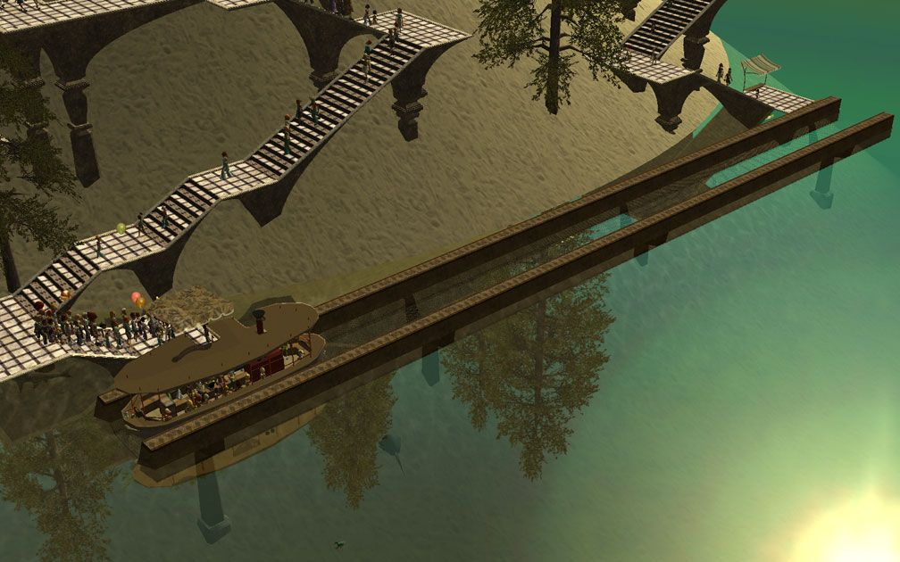 My Projects - CSO's I Have Imported, CFR and CTR CSO's - Jungle Cruise CTR Station And Supports, A, Image 14