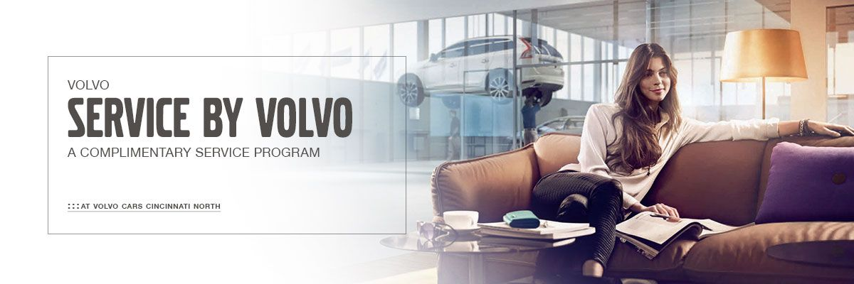 Service by Volvo