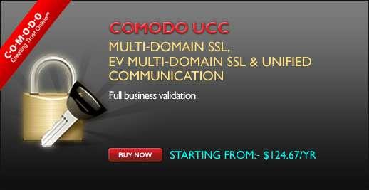 August 2013 ~ Comodo SSL Certificates