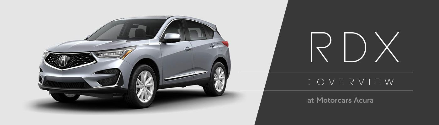 2021 Acura RDX Coming Soon Model Overview at Motorcars Acura in Bedford, OH