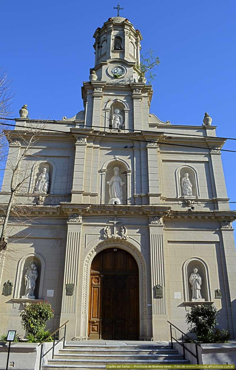 capilla del señor exaltacion de la cruz