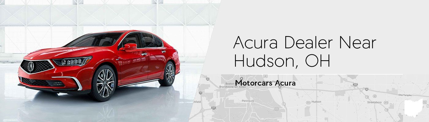 Motorcars Acura Serving Hudson, OH