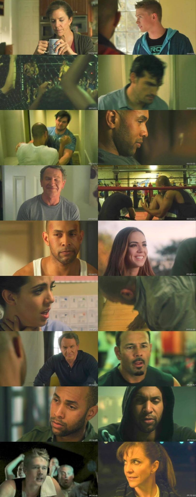 Screen Shots Fight to the Finish 2016 Dual Audio Movie Download