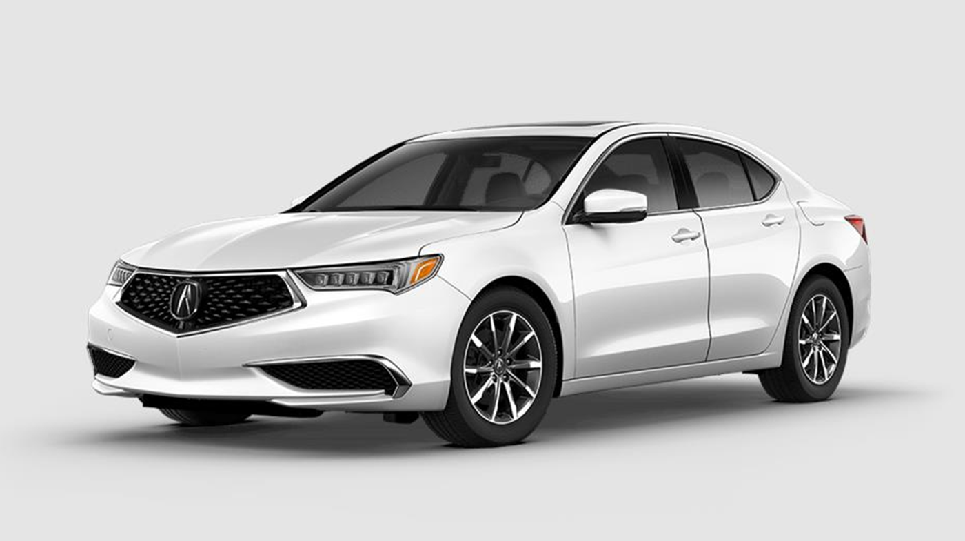 2020 Acura TLX A-SPEC Package