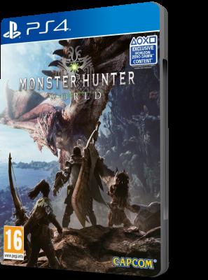[PS4] Monster Hunter: World (2018) - FULL ITA