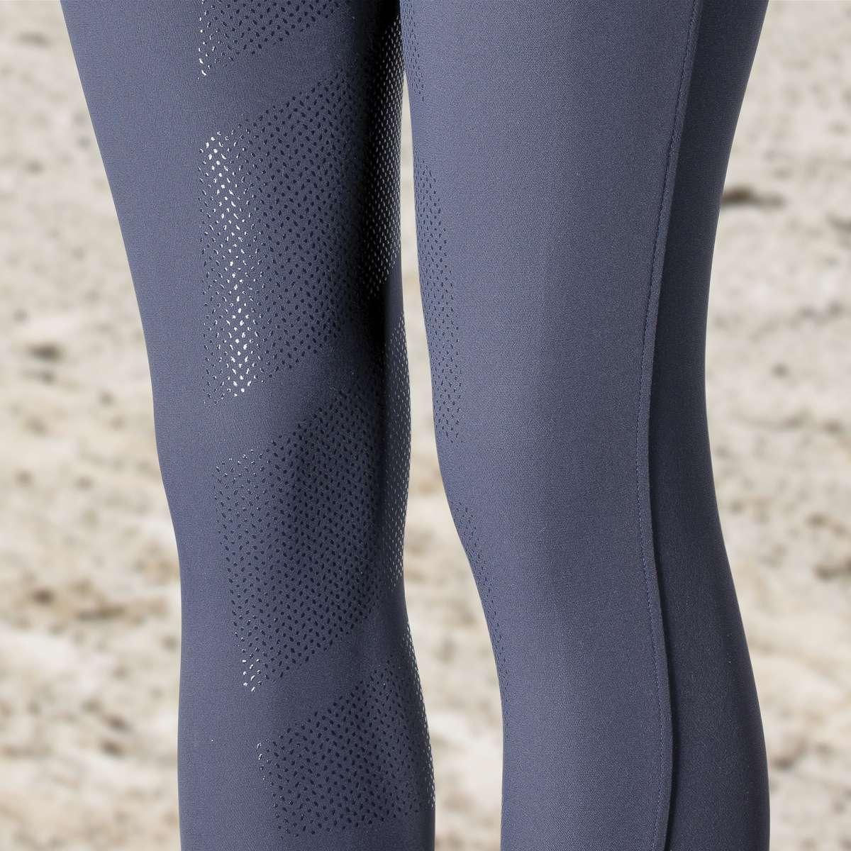 B Vertigo Xandra Femmes BVX Silicone Grip Complet Siège Équitation Culotte