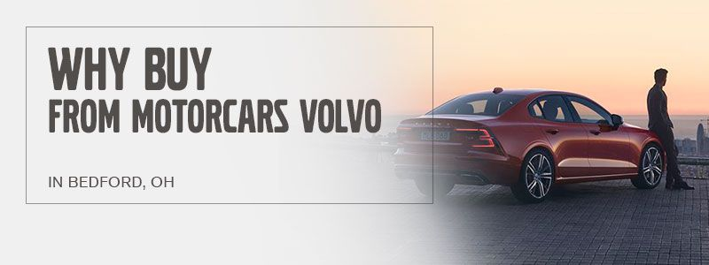 Why Buy Motorcars Volvo Bedford Ohio
