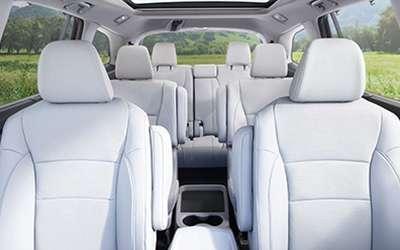 Honda Pilot Interior 02