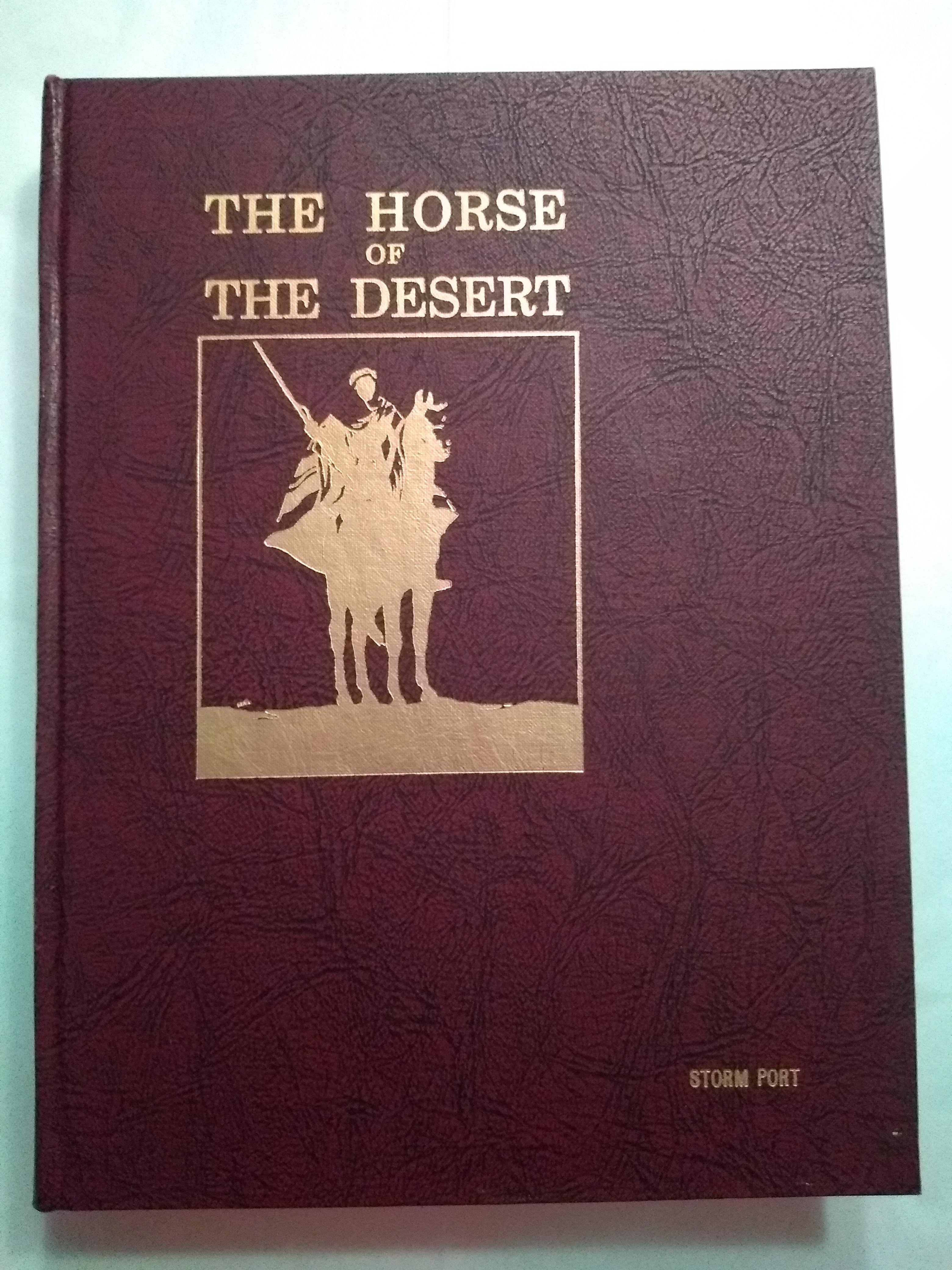 The Horse of the Desert, Brown, William Robinson