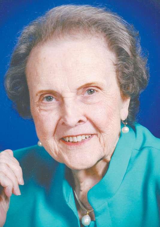 Ruth V. Chambers