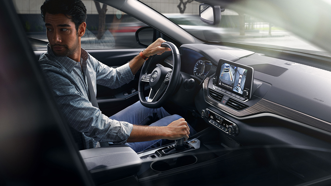 2019 Nissan Altima Safety Features