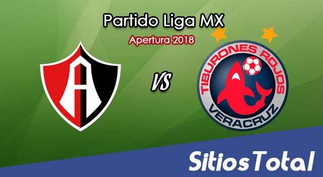 Ver Atlas vs Veracruz en Vivo – Apertura 2018 de la Liga MX