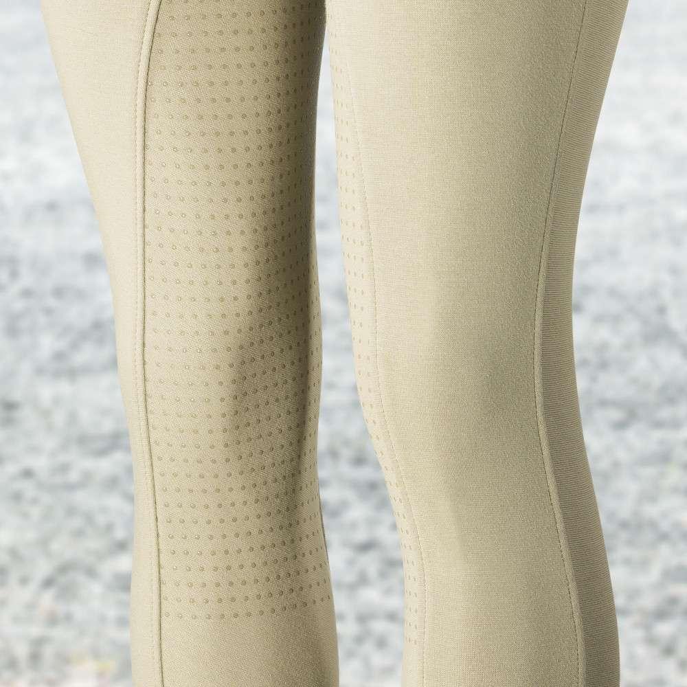 Horze-Women-039-s-Active-Silicone-Grip-Full-Seat-Riding-Breeches-Elastic-Leg-Bottoms thumbnail 6