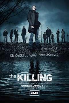 The Killing 2.Sezon Türkçe Dublaj BRRip indir
