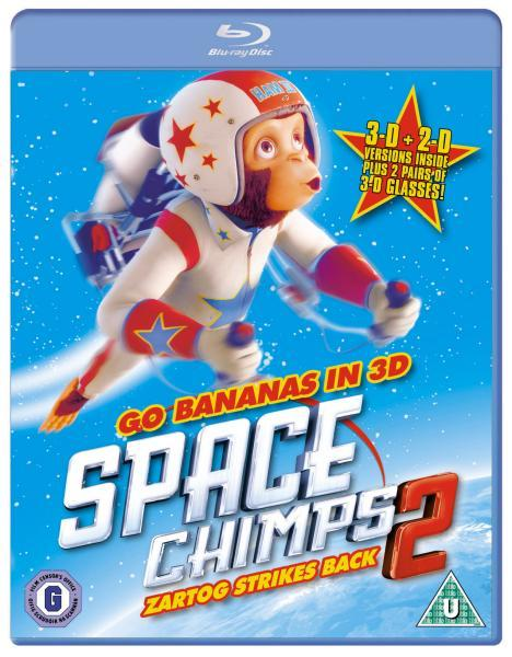Space Chimps 2 (2010) MKV 3D Half OU Unthoched 1080 AC3 ITA DTS-HD ENG - DDN