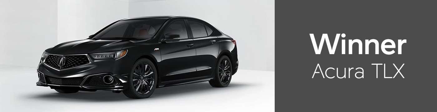 Winner -- Acura TLX