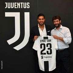 Beberapa Pemain Yang Didapatkan Juventus Secara GRATIS!